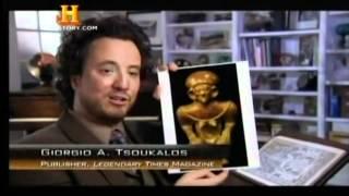 Padre Crespi-La Cueva De Los Tayos y El Oro De Los Dioses ( Version History Channel )