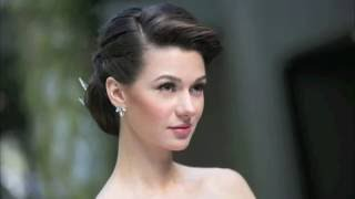 getlinkyoutube.com-Glamorous Chic Chignon Tutorial