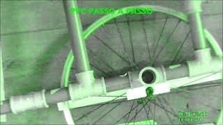 getlinkyoutube.com-Quadriciclo PVC PASSO A PASSO Suporte das rodas traseiras
