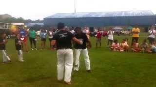 getlinkyoutube.com-Capoeira Brian Thomas 5k okeeheelee middle school