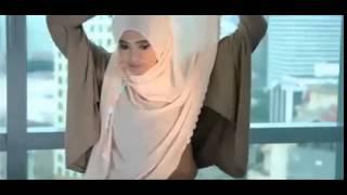 getlinkyoutube.com-طريقة لف الحجاب سهلة