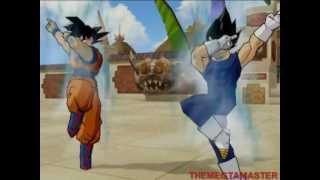 getlinkyoutube.com-Dragon Ball Z: Budokai 3 PS2 Fusion y Potaras