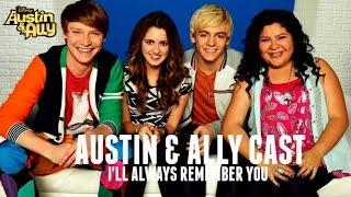 getlinkyoutube.com-Austin & Ally Tribute | I'll always remeber you