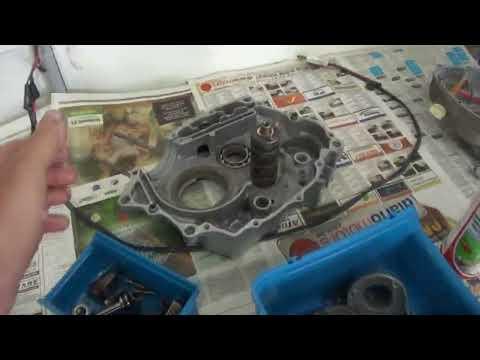 Motor Titan-125