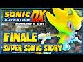 Sonic Adventure DX PC - 1080p Super Sonics Story FINALE