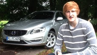 getlinkyoutube.com-Testbericht Volvo V60 D4 [2013] - NEU Road Test -Drive // Video Review - EngineReport
