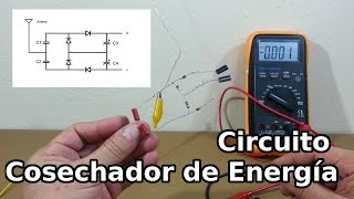 getlinkyoutube.com-Circuito Cosechador de Energía Electromagnética