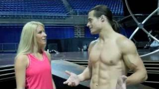 Fitzness.com Interview: Cirque du Soleil