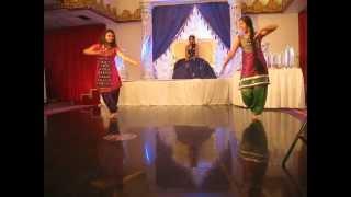 getlinkyoutube.com-Barso Re Imitation (Credits to Manpreet and Naina)