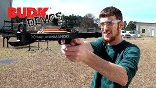 getlinkyoutube.com-M48 Cobra 80lb Crossbow - $39.99