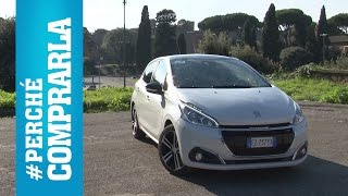 getlinkyoutube.com-Peugeot 208 (2015) I Perché comprarla... e perché no