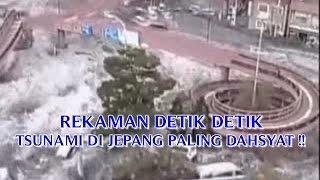VIDEO TSUNAMI TERDAHSYAT DI DUNIA