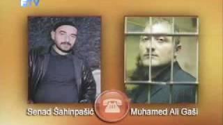 getlinkyoutube.com-Senad Šahinpašić Šaja prijeti službeniku MUP-a
