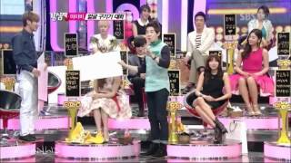 getlinkyoutube.com-120424 Strong Heart Ep. 127 - Super Junior cuts