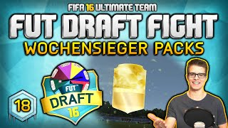 getlinkyoutube.com-FIFA 16: FUT DRAFT FIGHT #18 - Wochensieger Packs + ANKÜNDIGUNG! - Adventskalender [Deutsch]