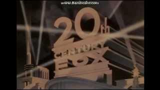 20th Century Fox In 8x Slow Motion