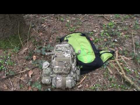 Survival Backpack - Military Backpack System vs Standard Hiking Backpack