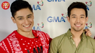 getlinkyoutube.com-Addy Raj, Ken Chan recall their audition for Meant To Be