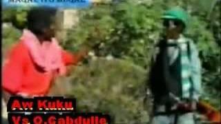 getlinkyoutube.com-Odey Cabdulle Vs Aw kuuku