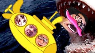 getlinkyoutube.com-WE ALL DIE IN A YELLOW SUBMARINE!! | We Need To Go Deeper w/ Jack, Wade, Bob