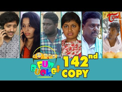 Image of: Compilation Fun Bucket 142nd Episode Funny Videos Telugu Comedy Web Series By Sai Teja Teluguone Youtube Pinterest Create Larger Big Youtube Thumbnails Facebook Get More Youtube Views