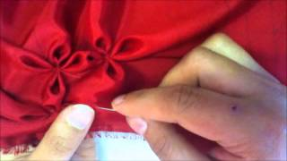 getlinkyoutube.com-How To Do Smocking (one of the most beautiful designs) By Rose