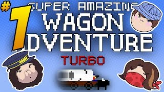 getlinkyoutube.com-Super Amazing Wagon Adventure Turbo: Hold On - PART 1 - Steam Train