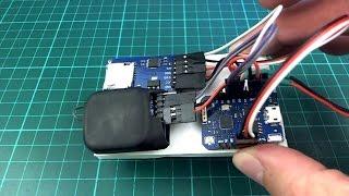 Wifi shutter trigger for Xiaomi Yi camera (arduino)