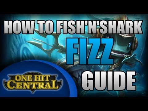 HOW TO FISH'n'SHARK [S3 Guide Fizz AP Mid]