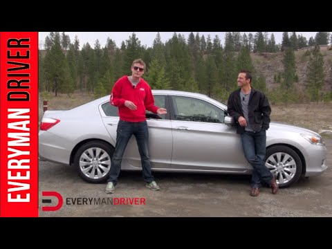 Which is Better? 2013 Honda Accord vs 2013 VW Passat on Everyman Driver