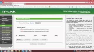 getlinkyoutube.com-Tp-link 741nd V4 to 7210 Mod 27 DB wifi power