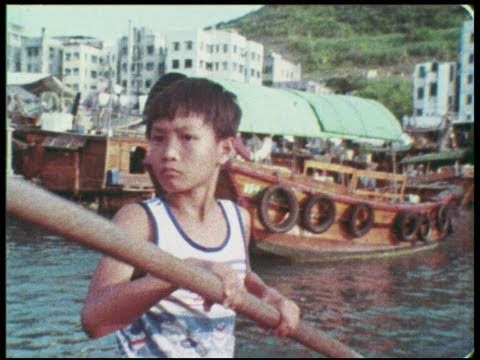 Hong Kong: the life of a boy in 1980