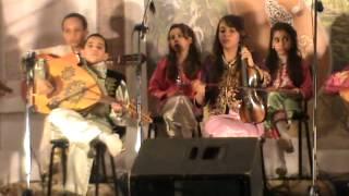 getlinkyoutube.com-LES JOURNÉES MUSICALES ANDALOUSES DES ZIBAN BISKRA ASS MOTRIBIA
