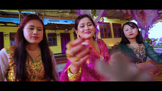 Luchinglen Weds Bijyarani | A Wedding Teaser By Emi Wahengbam | Dreamhack Production 2017