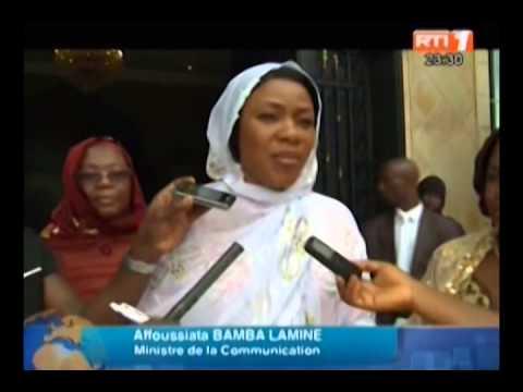 Les femmes musulmanes de Côte d'Ivoire célèbrent les mères et prient pour la paix et la cohésion