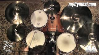 Sabian AAX Praise & Worship Cymbal Box Set - Played by Shawn Zorn (PW1-1020616OO)