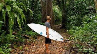 Surfing And Spearfishing At Asu, Hinako Islands, Indonesia