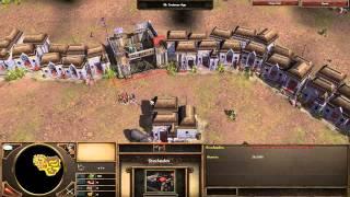 getlinkyoutube.com-Age of Empires 3 Asian Dynasties - India - Mission 4 - Raid in Delhi
