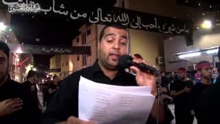 getlinkyoutube.com-ليلة ثالث الرادود السيد توفيق الوداعي - المقطع الأول