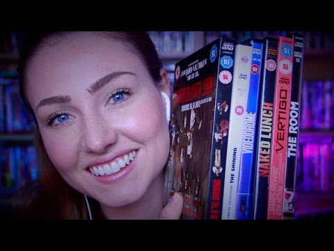 ASMR - My Favourite Films - Part 2! (Softly Spoken)