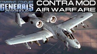 Contra Mod - Air Warfare