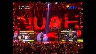 getlinkyoutube.com-NOAH FEAT YOYO PADI (khayalan tingkat tinggi live MALANG)