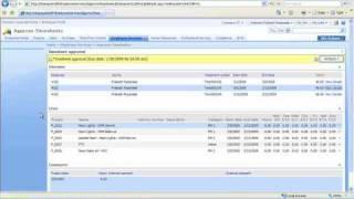 getlinkyoutube.com-Dynamics AX Demo: Time & Expense Management