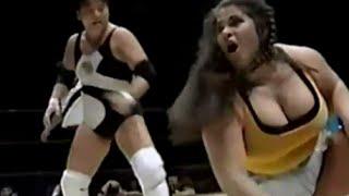 getlinkyoutube.com-Bull Nakano & Reggie Bennett VS Yumiko Hotta & Suzuka Minami
