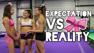 getlinkyoutube.com-Cheer Expectation vs Reality