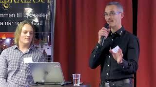 Guldkalaset 2018 - Hur kan bra samarbete mellan skola och företag bli framgångsrikt?