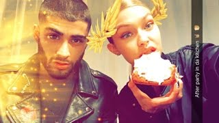 getlinkyoutube.com-GIGI HADID SNAPCHAT VIDEOS 3 (ft. Zayn Malik,Taylor Swift,Kendall Jenner,etc.)