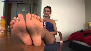 getlinkyoutube.com-Feet Casting