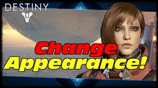 getlinkyoutube.com-How To Change Your Appearance Once! Destiny The Taken King Spark Of Light Instant Level 25!