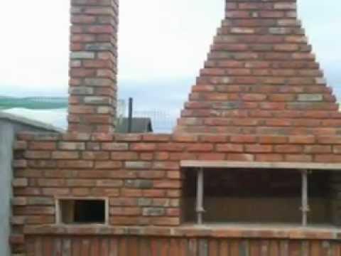 Nacrti za gradnju i zidanje krušne peći i izrada roštilja odnosno pečenjare  3 DIO